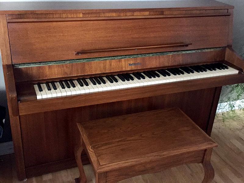 Piano droit Baldwin