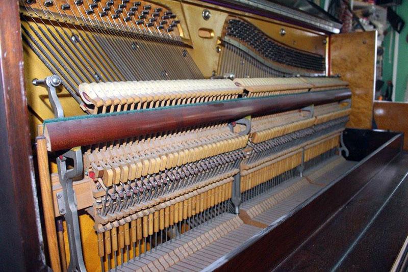La mécanique du Piano Celestilian