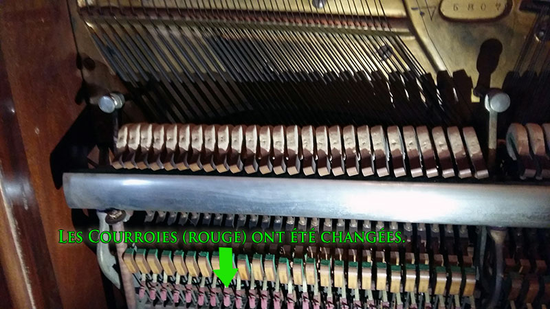 La mécanique abimée du Piano Ludwig