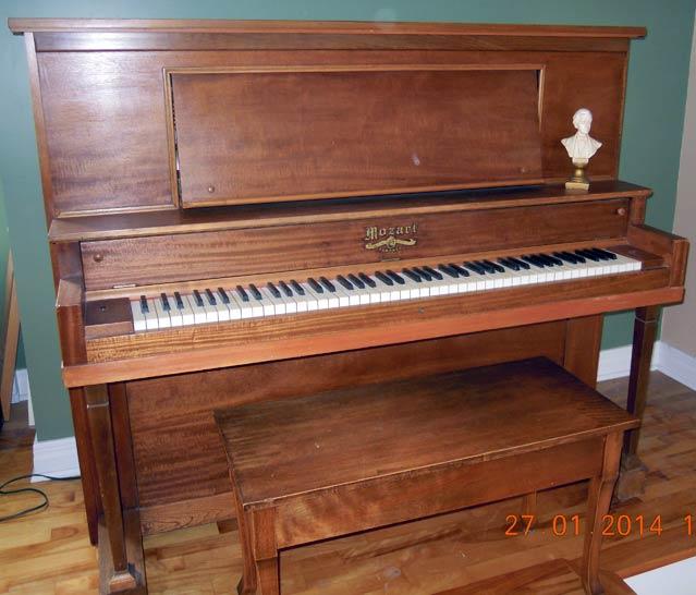 Piano Newcombe