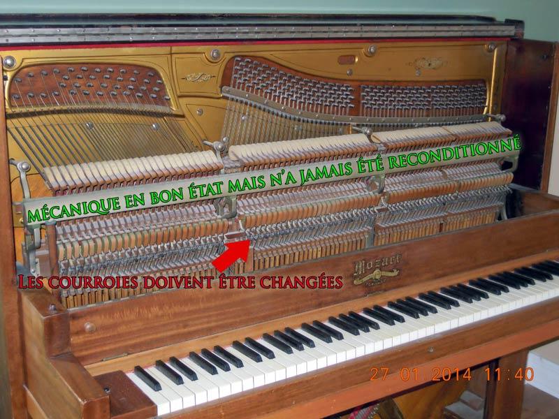 La Mécanique du Piano Newcombe