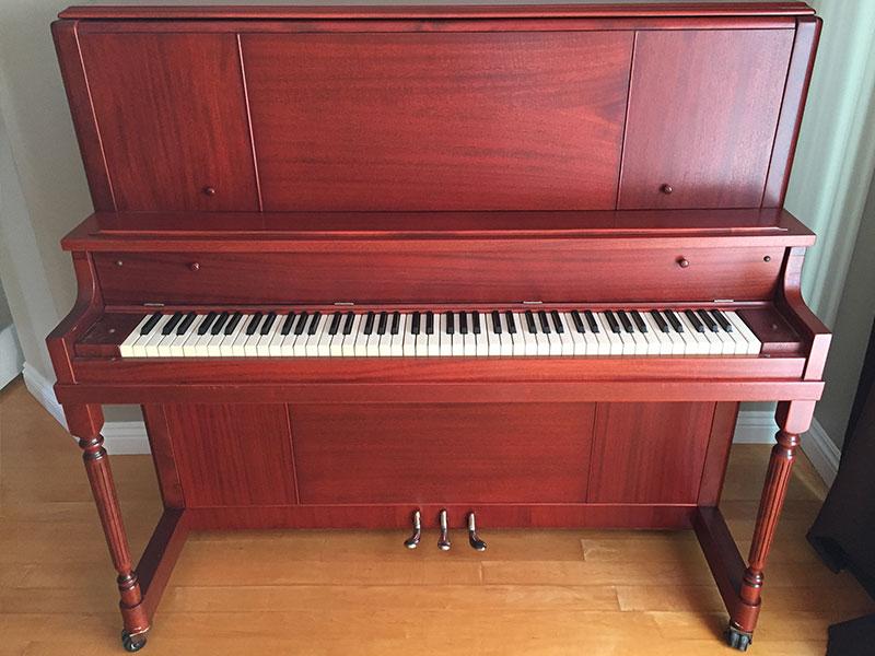 Piano L.E.N. Pratte