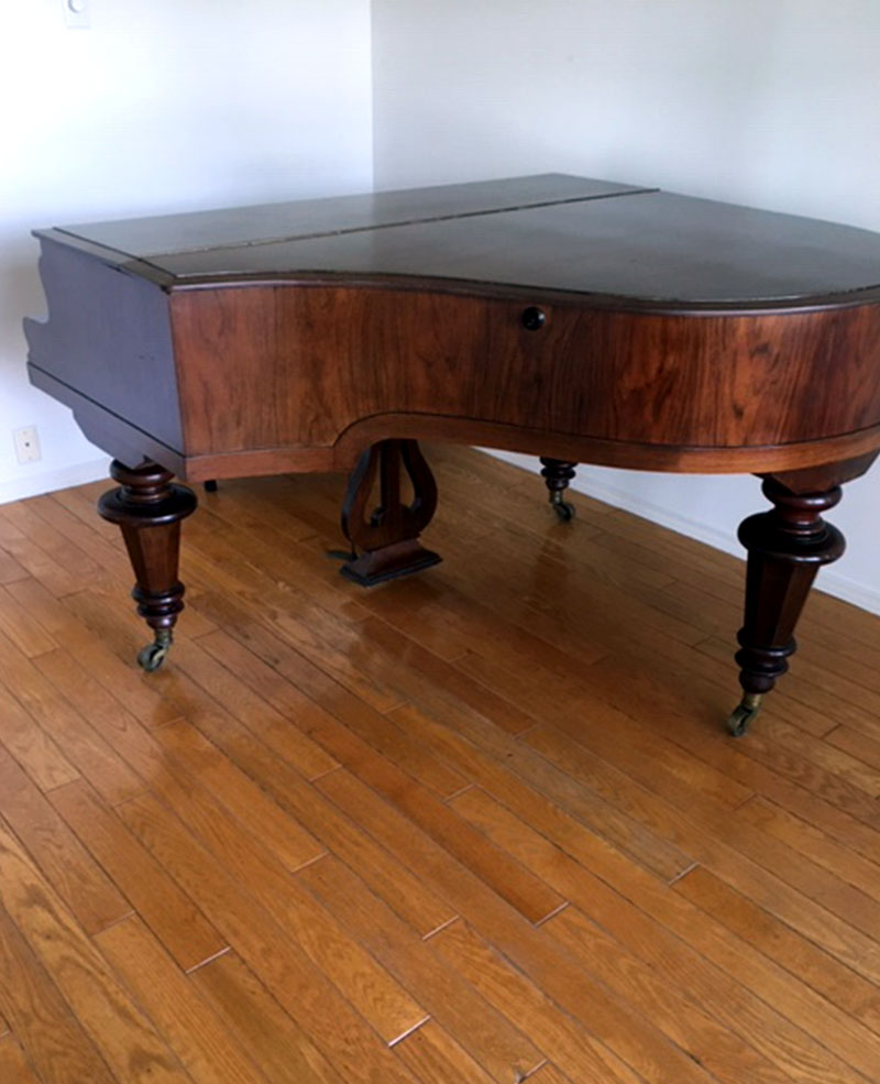 Meuble du Piano Julius Carl Hofmann