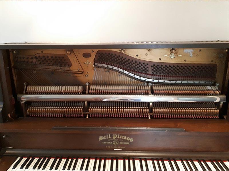 Mécanique du piano Otto Higel