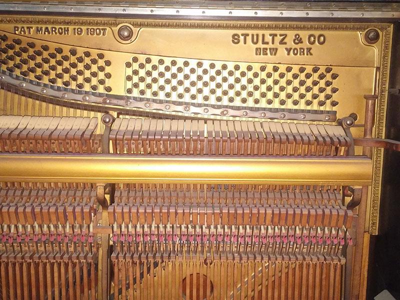 courroies du piano Stultz