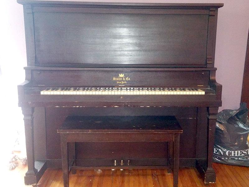 piano Stultz de 1915