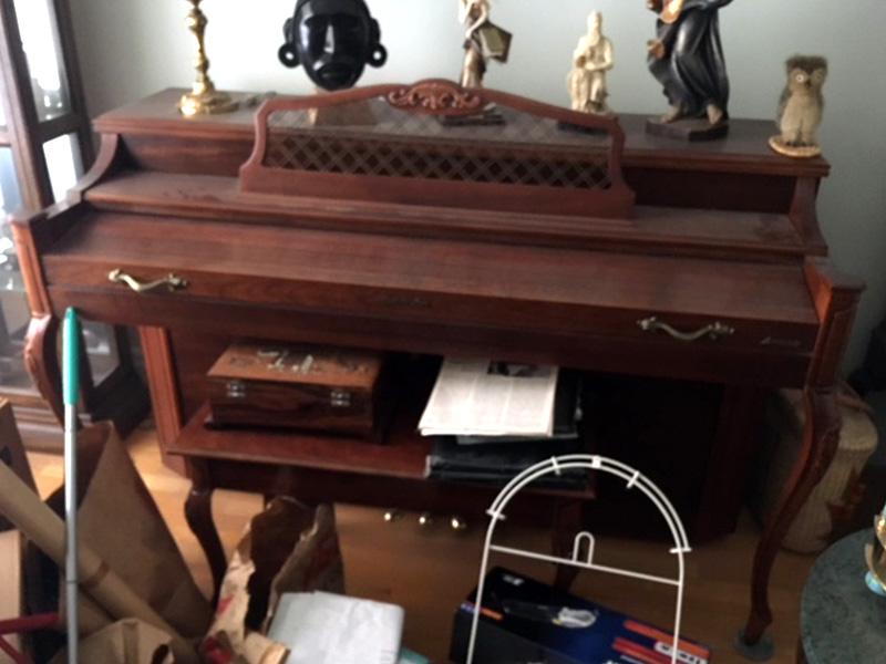 Piano Baldwin Acrosonic