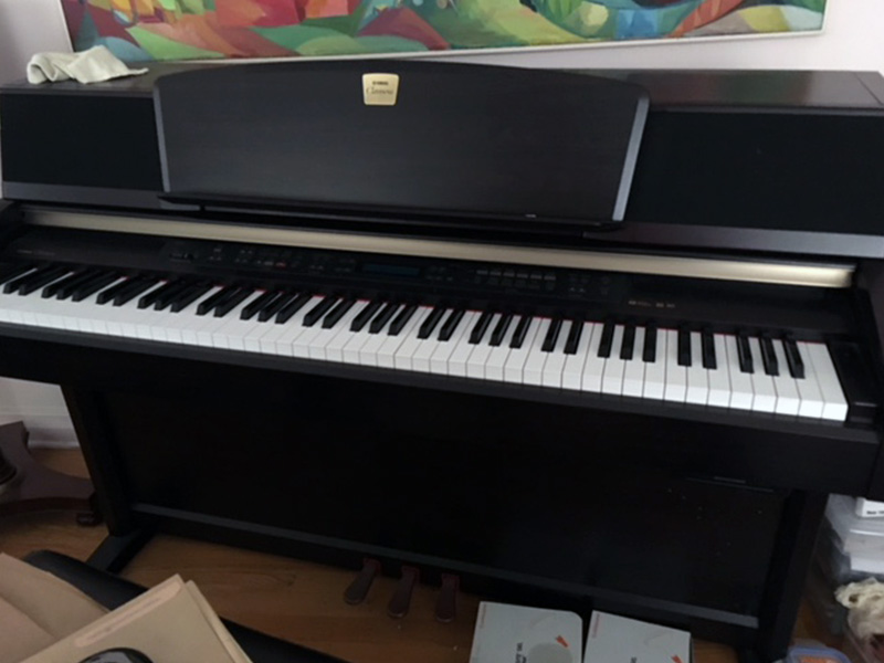 Piano électronique Clavinova CLP990