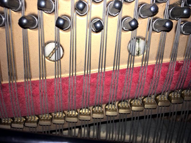 Chevilles du Piano Baldwin queue