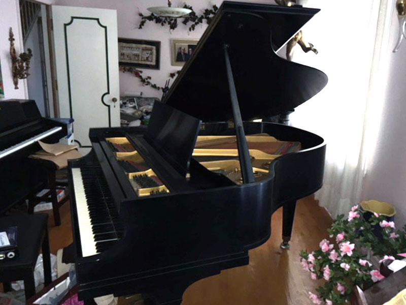 Piano Baldwin queue