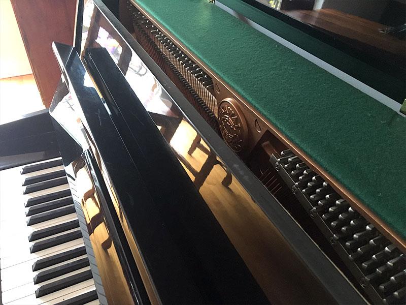 Piano Kawai interieur