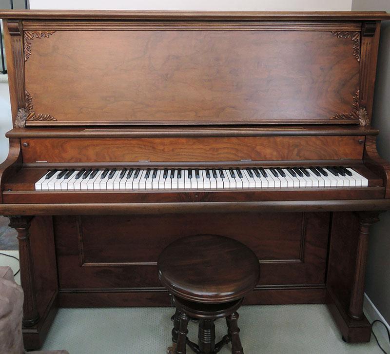 Meuble du Piano droit Palmer