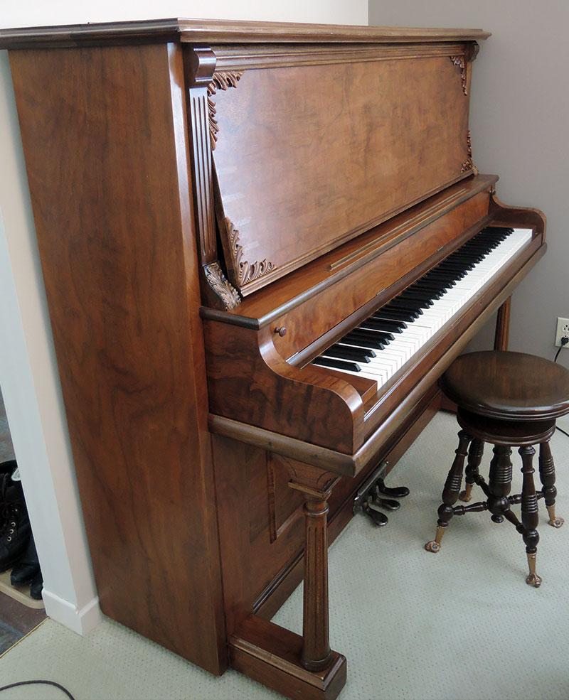 Piano droit Palmer