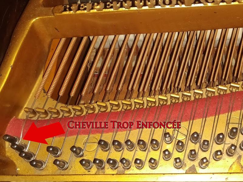 Chariot du piano Steinway ModèleA