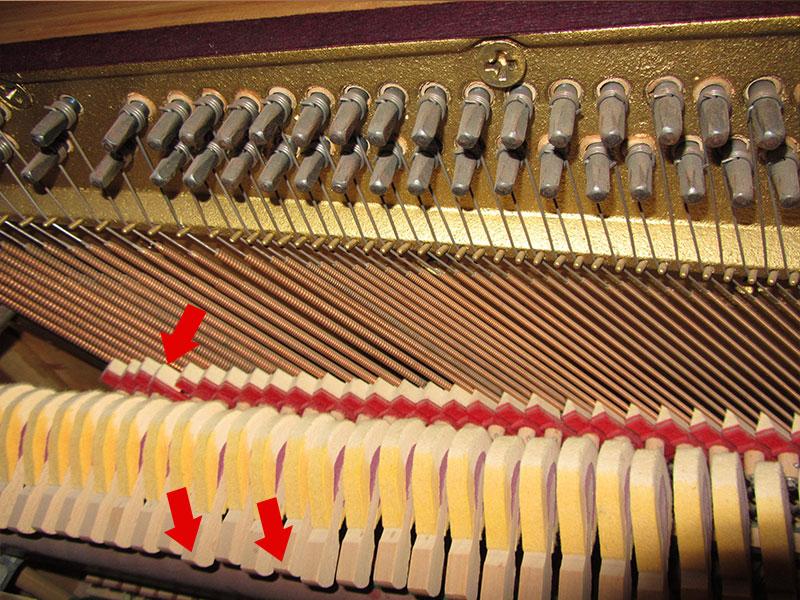 Mécanique du Piano Keller