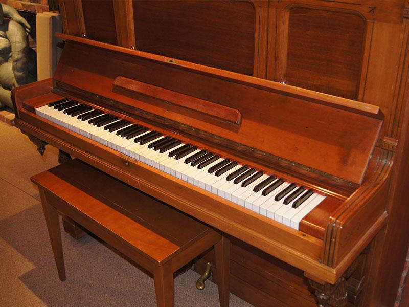 Clavier du Piano Knabe