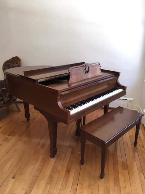 Piano Mason-Rich
