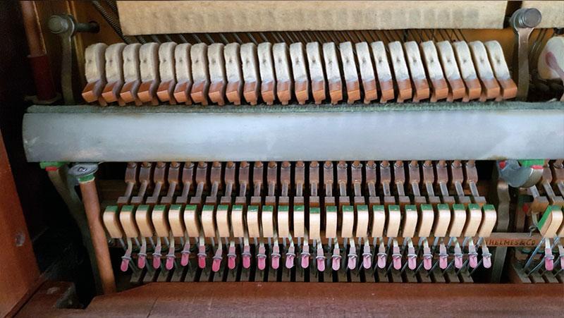 Mécanique du Piano Mendelssohn