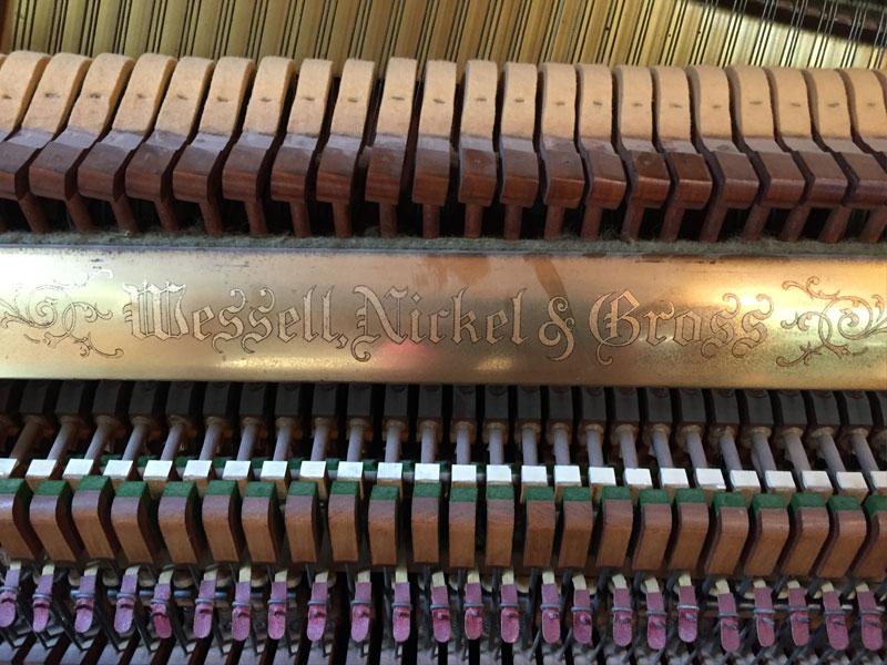 La mécanique du Piano MelodyGrand