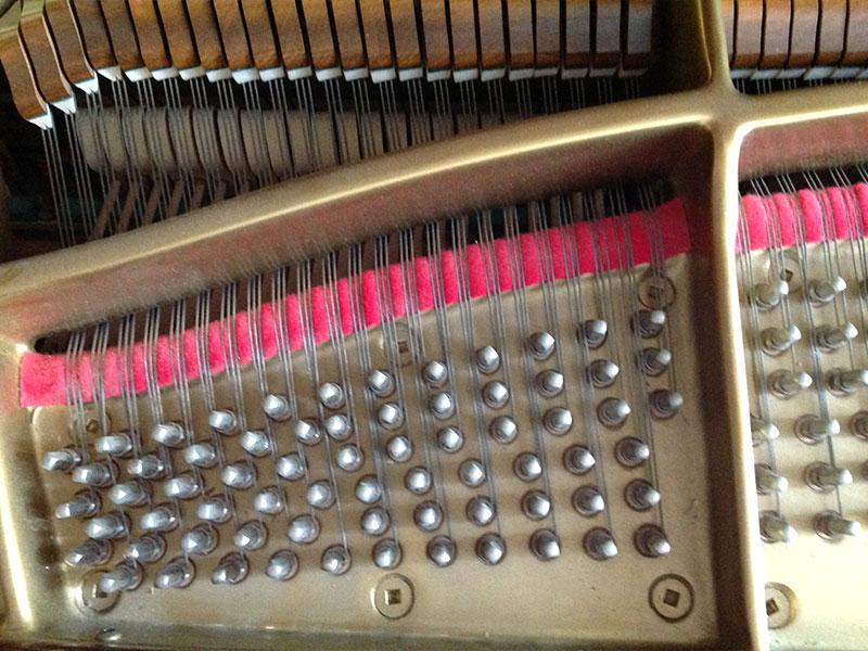 Les chevilles du Piano Lesage