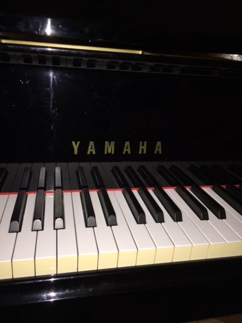 Clavier du piano Yamaha GH1