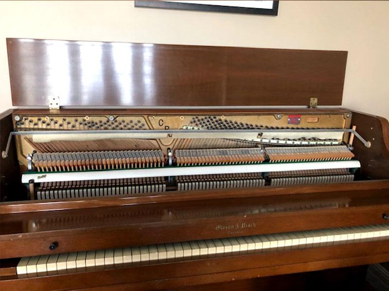 Mécanique du Piano Mason & Risch