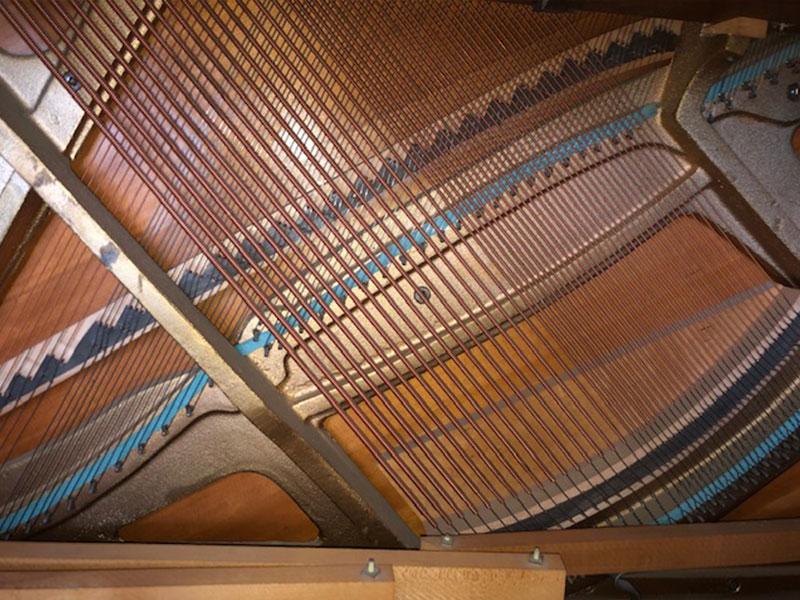 Chevalets du Piano Mason & Risch