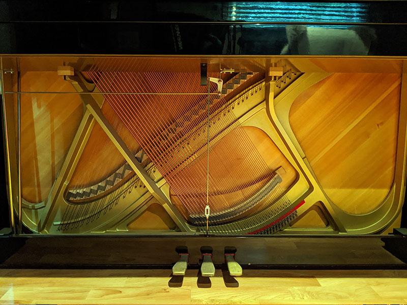 Marteaux du Piano Yamaha LU201