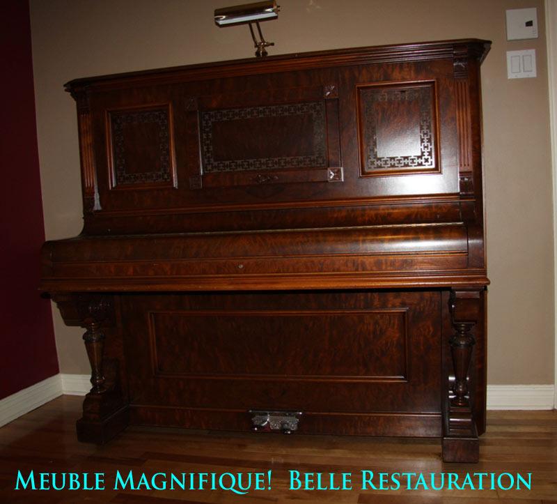 Meuble du piano Berlin