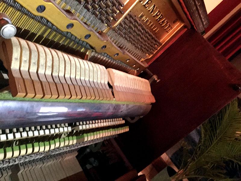 Marteaux du Piano L.E.N. Pratte