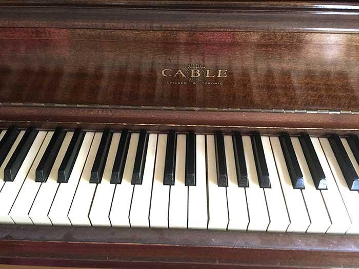 Piano Cable