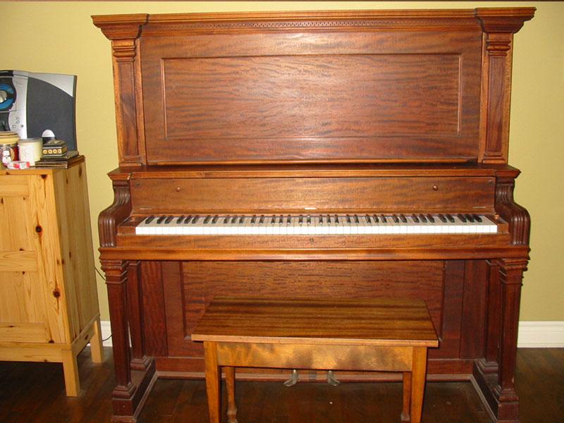 Piano Pratte meuble