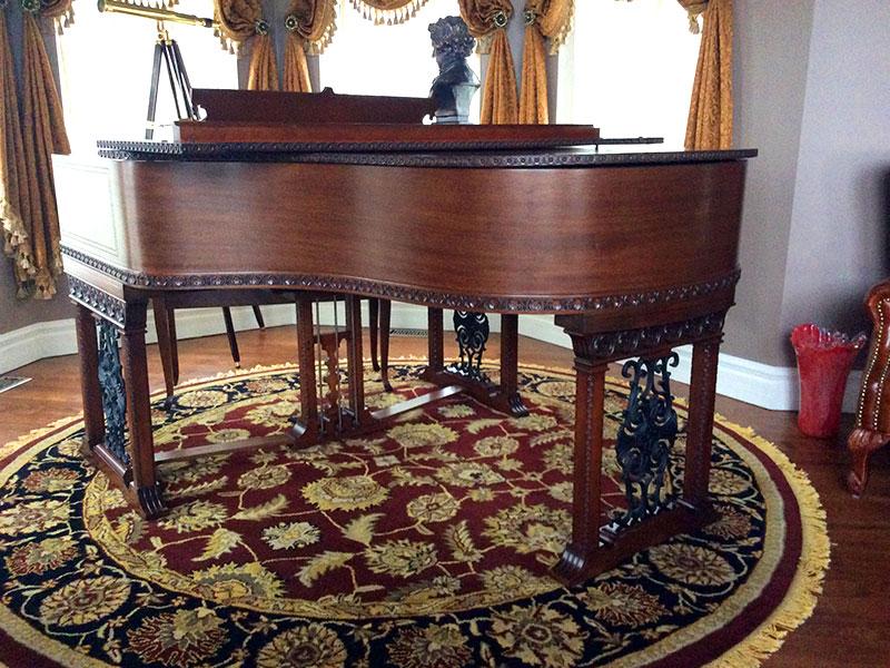 Piano Marshall & Wendell