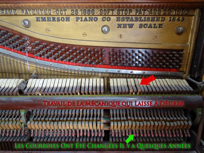 Mécanique du Piano Emerson