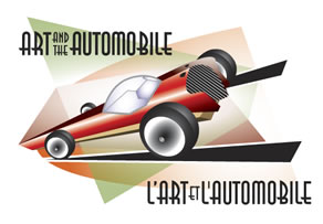 Art and the automobile logo
