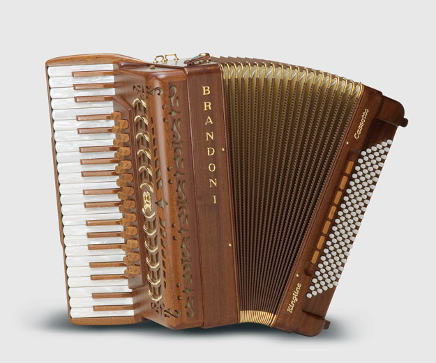 Brandoni accordion