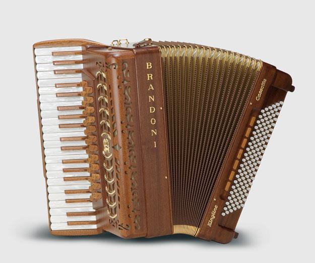 Brandoni accordion