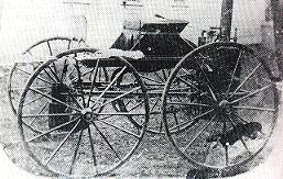 Henry Seth Taylor's first steam automobile in Canada was built in Stanstead, Quebec.