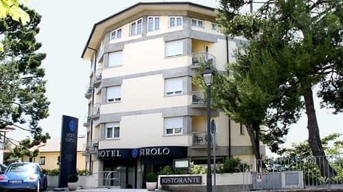 Hotel near Castelfidardo