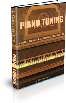 Piano Tuning book
