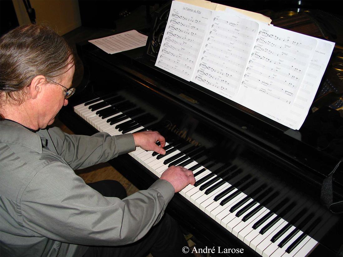 Pianiste compositeur