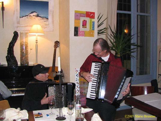 Jam accordéon