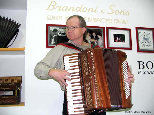 Accordéon Brandoni